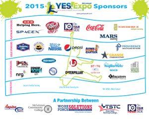 2015 YES! Expo Sponsor