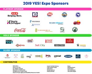 2019 YES! Expo Sponsors