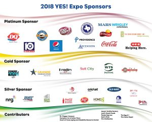 2018 Expo Sponsors